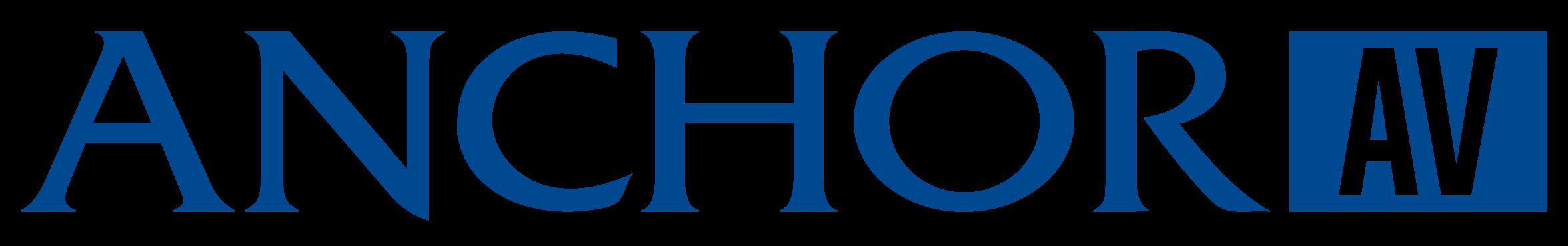 Anchor AV Logo